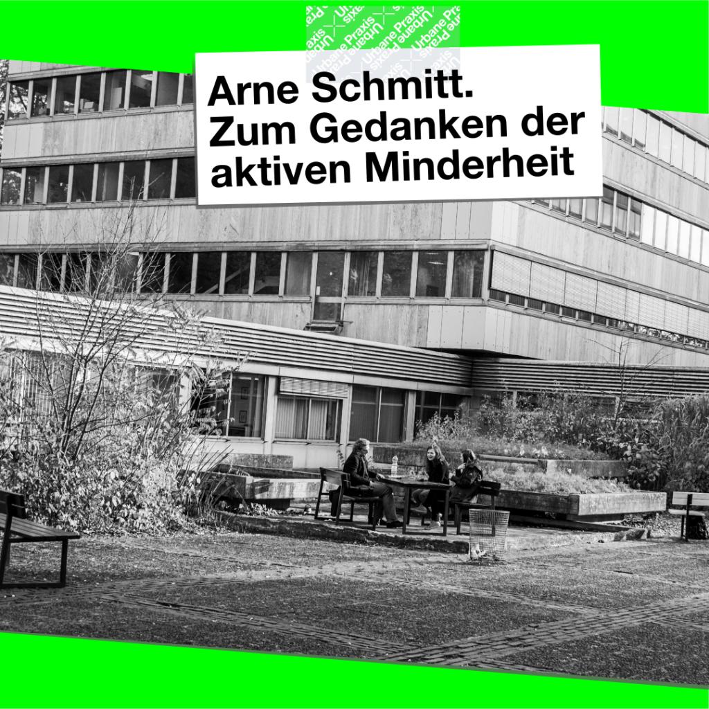 Foto von Arne Schmitt, VG Bild-Kunst, Bonn 2020, o.T. aus der Serie Wenn Gesinnung Form wird / Philfak, 2011/2020