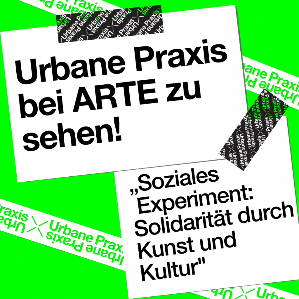 Post-its: Urbane Praxis bei ARTE zu sehen